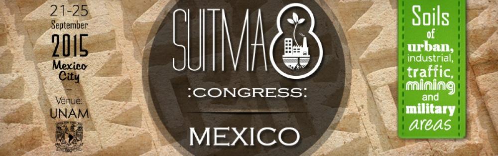 SUITMA 8 MEXICO 2015