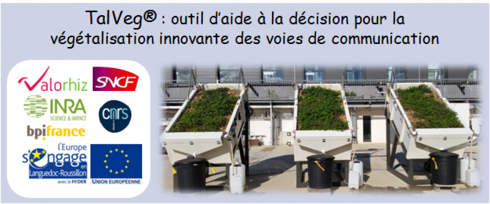 TalVeg® Partenariat / Innovation