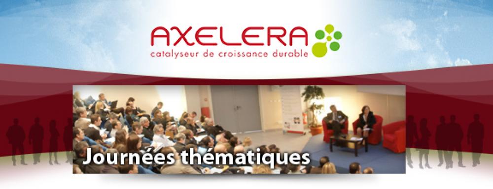 Journée Axelera 2014